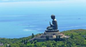 big budha lantau island hongkong