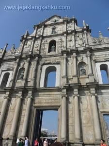 gereja katedral macau