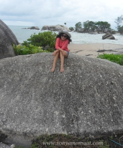 Pantai Penyabong Belitung