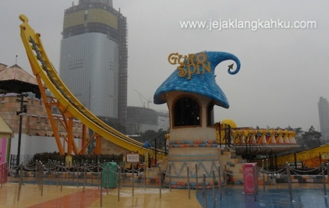 lotte world theme park seoul south korea