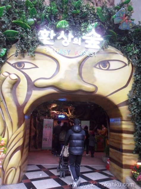 lotte world south korea adventure