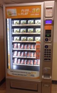 hongkong vending machine