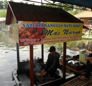pasar apung lembang wisata bandung