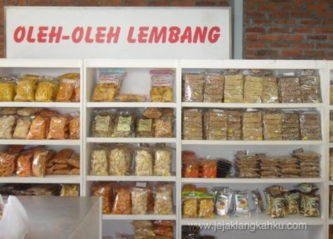 pasar apung lembang wisata bandung kuliner