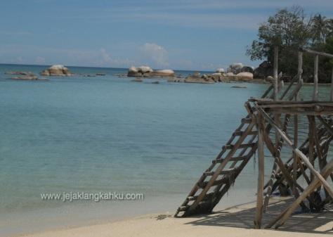 wisata babel bangka belitung hopping island