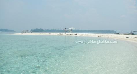 wisata pulau seribu jakarta beach