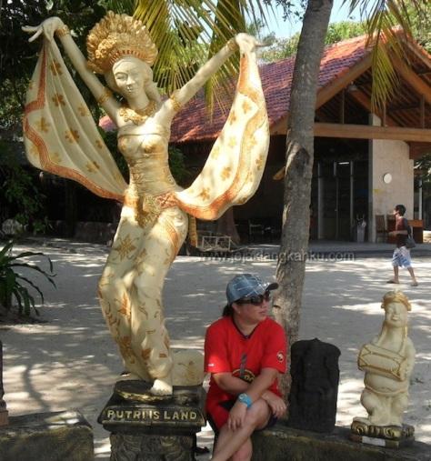 wisata pulau putri timur kepulauan seribu jakarta