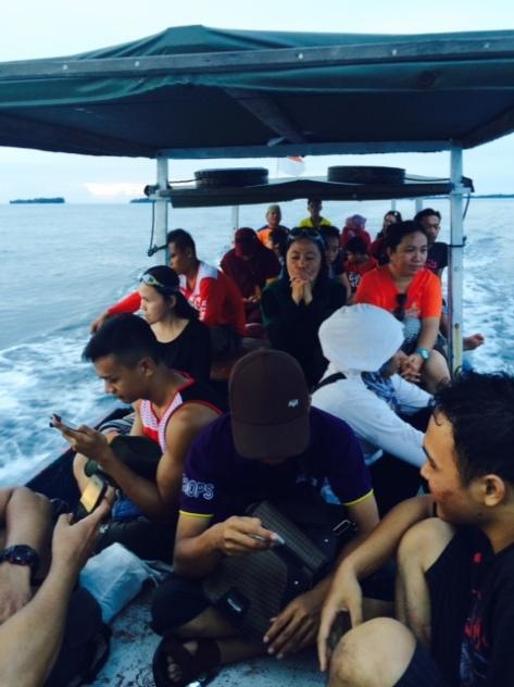 wisata pulau seribu underwater beach