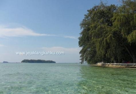 wisata pulau putri timur pulau seribu jakarta