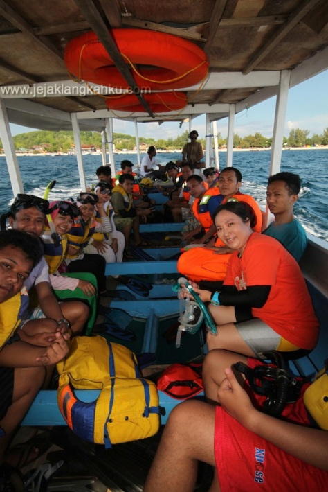 hopping island gili trawangan 2-1
