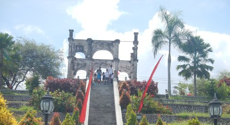 taman ujung karangasem Bali Timur