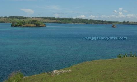 pantai pink lombok 5