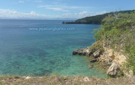 pantai pink lombok 8