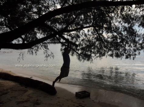 wisata underwater thousand island