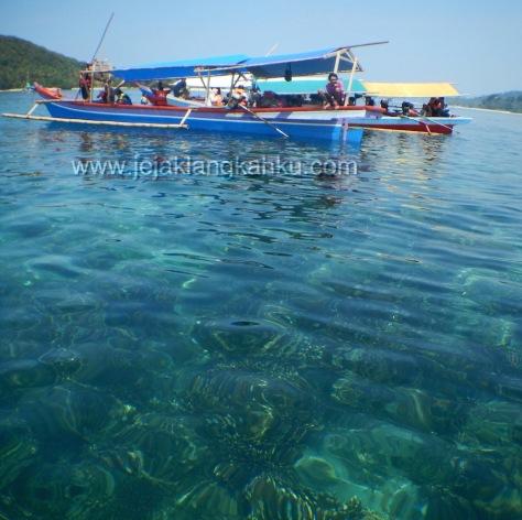 snorkeling pulau pahawang lampung 1