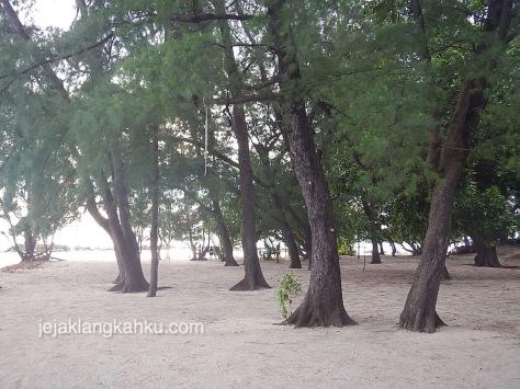 pulau bulat kepulauan seribu 4