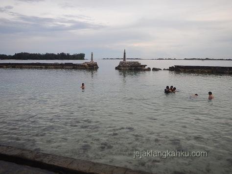 pulau bulat kepulauan seribu 6