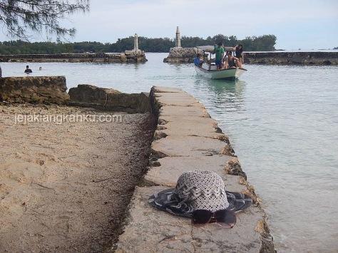 pulau bulat kepulauan seribu 7